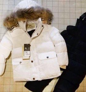 Куртка+комбинезон (зима)