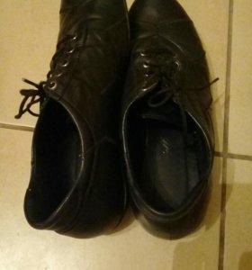 Демисезонные ботиночки 38 размер