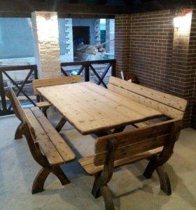 Мебель для кухни и беседок