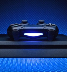 PS4 slim 500 ГБ