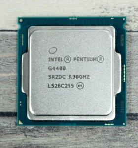 Процессор Intel Pentium G4400 3,3 Ghz