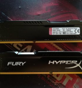 Kingston HyperX DDR3 8Gb