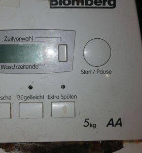 Продам стиральную машинку в нерабочем состоянии