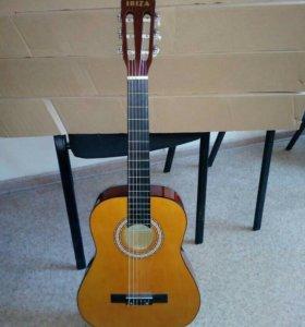 Новая гитара размер 1/2