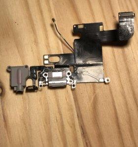 Часть зарядной iPhone 6.