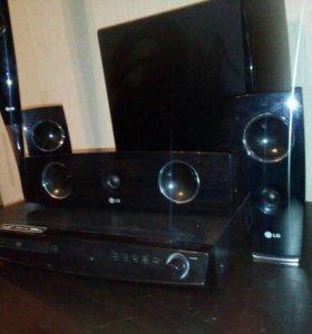 Аудио система 5.1