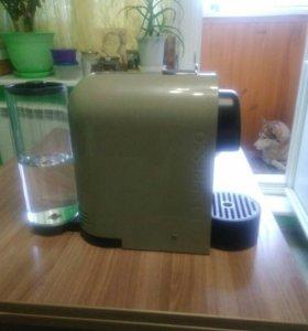Капсульная кофемашина неспрессо