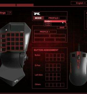 Игровой контроллер Hori T.A.C. PRO