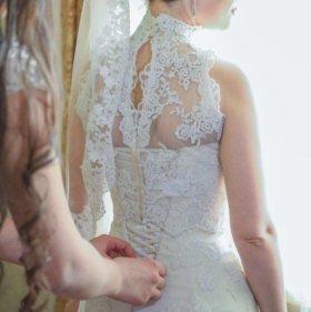 Свадебное платье Балеро