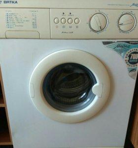 Не рабочая стиральная машинка, на запчасти