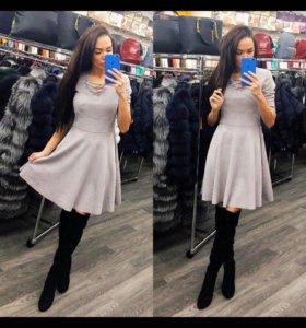 Платье спандек
