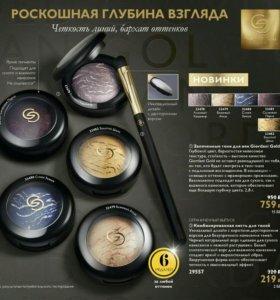 Запеченные тени для век Giordani Gold