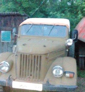 Газ 69 1969г.в