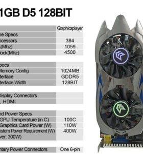 Мощный игровой компьютер 4ядра intel i5/8гб/GTX650