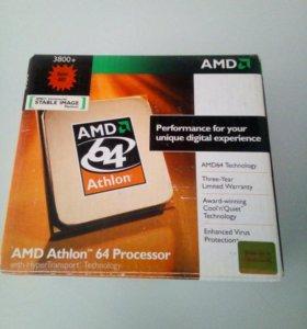 Кулер AMD Athlon. Новый