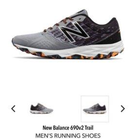 Оригинальные мужские кроссовки NEW BALANCE