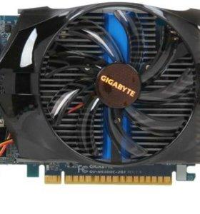 Видеокарта Gigabyte GeForce GTX 650 (2 Gb)