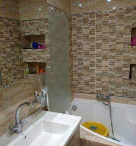 РЕМОНТ - Ванна и туалет под ключ
