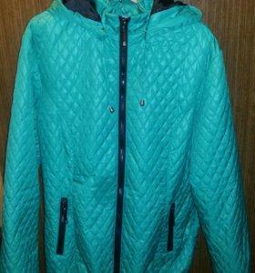 Новая демиснзонная куртка