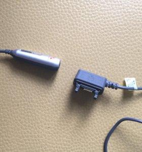 Переходник к наушникам Sony Ericsson