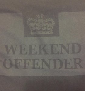 кофта Weekend Offender
