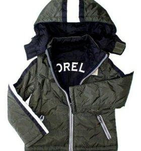 Borelli демисезонная куртка 122-128 на 6-8 лет