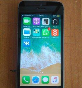 Продам айфон 5s16