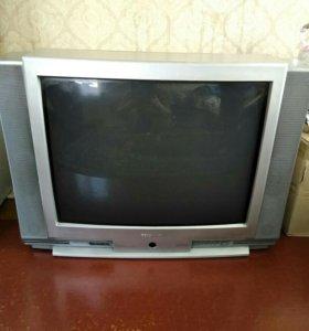 Телевизор тошиба без пульта