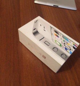 Коробка iPhone 4s 16gb