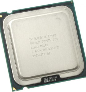 Intel Core 2 Duo E8400 Wolfdale 3000MHz, LGA775