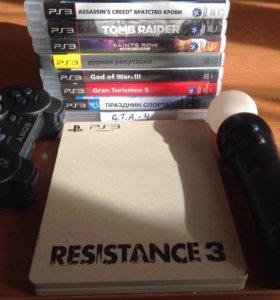 Resistance 3 ( PS 3 )