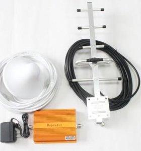 Репитер. Усилитель сотового сигнала GSM 900MHz