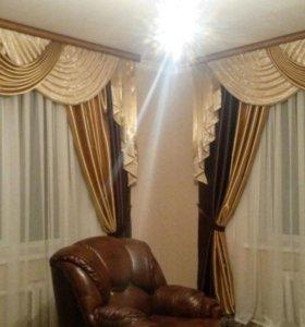 Пошив штор качественно и не дорого.