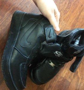 Сапоги -кроссовки,!!