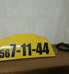 Плафон такси