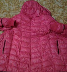 Куртка зима Lка для девочек 9-10лет