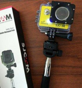 Sjcam SJ5000X Elite, Wi-fi, 4k, новая
