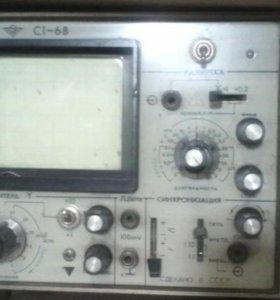 Продам осциллограф С1-68