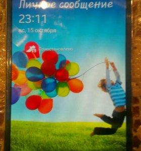 Samsung s4 в хорошем состоянии