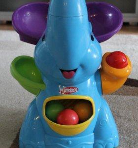 Игровой слоник
