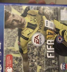 Диск FIFA 17
