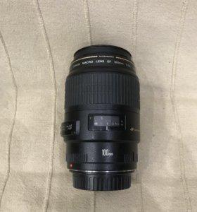 Canon EF 100 mm f2,8 macro