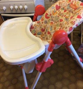 Детский стул для кормления babyton