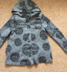Пальто для беременных на осень-весну