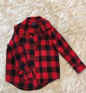 тёплая рубашка babyGap