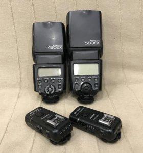 Комплект синхронизаторов Phottix Strato II multi