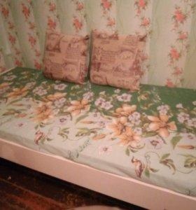 Кровать 1.5-ка