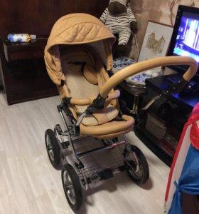 Детская коляска PARUSOK MILLE 2в1