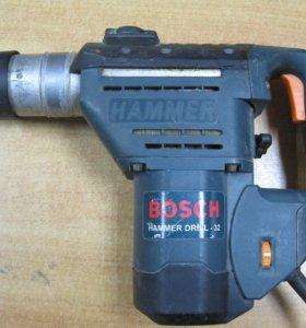 перфоратор bosch hammer 32