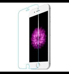 Защитное стекло на айфон 5, 5s, SE